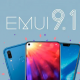 HONOR EMUI 9.1 Upgrade