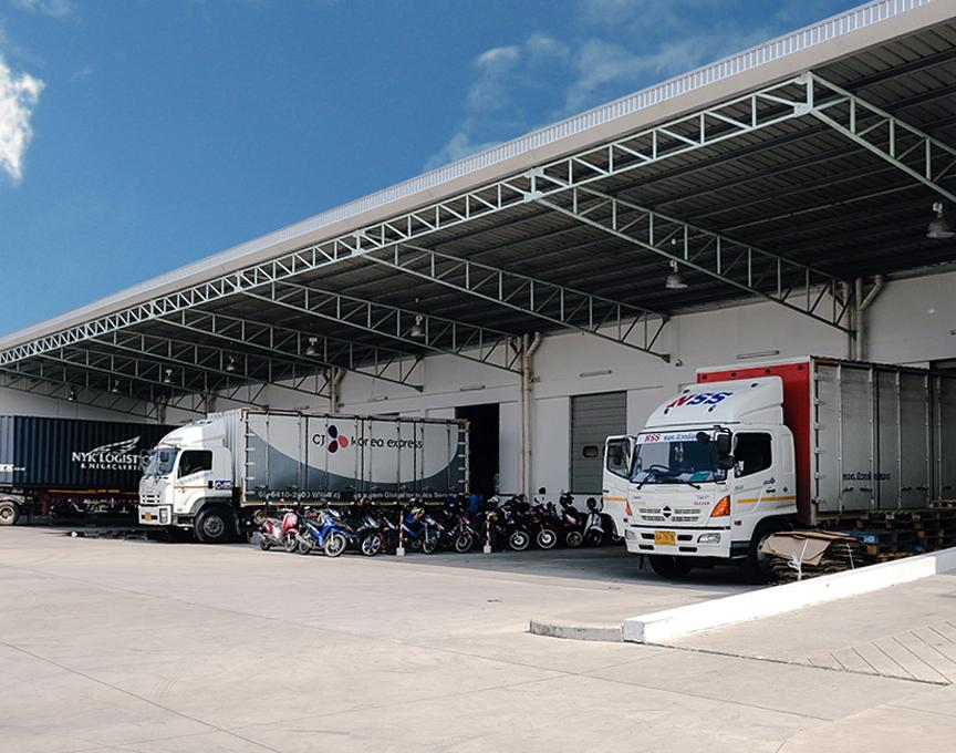 Warehouse N-Squared eCommerce