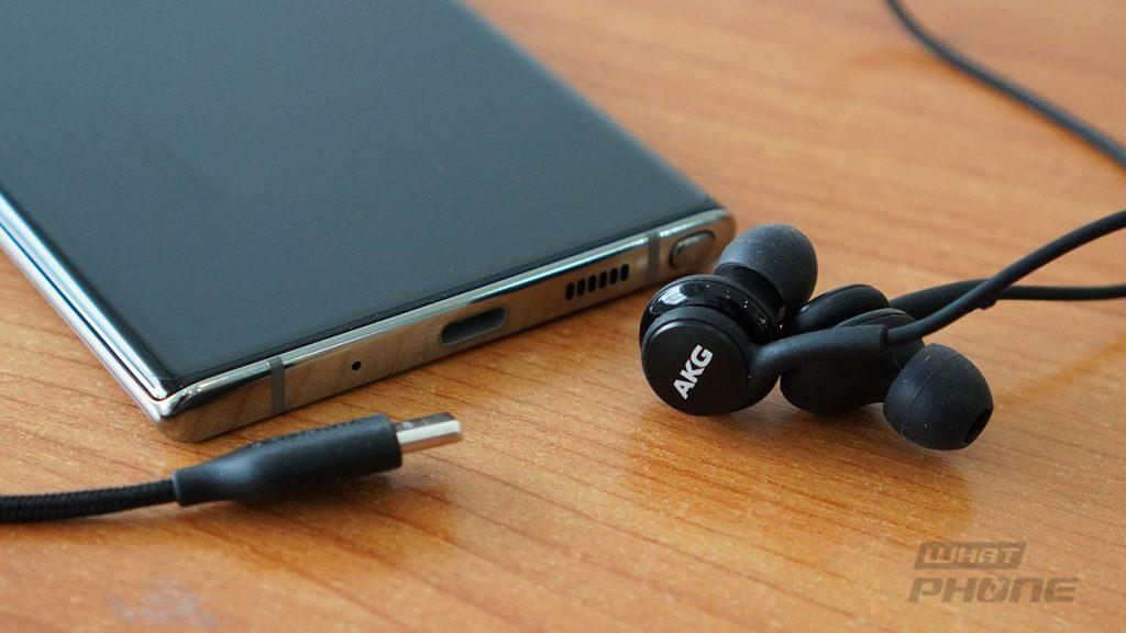 หูฟัง AKG USB Type-C