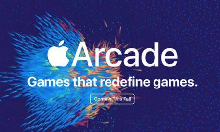 Apple Arcade Header