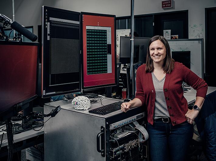 Emily Mugler FRL Engineer