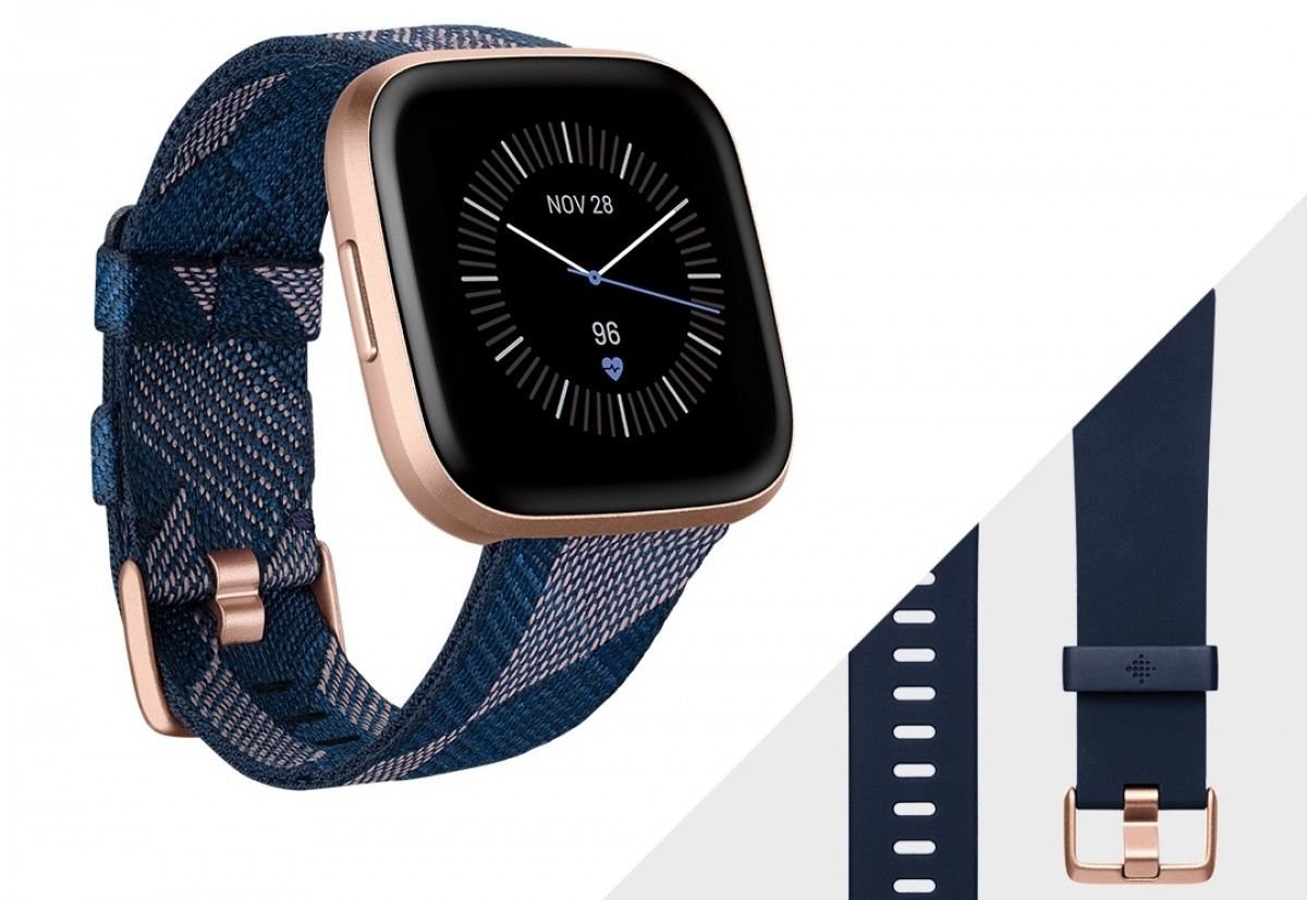 Fitbit Versa 2 Special Editions – Blue