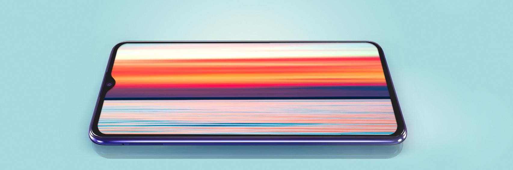 HTC Wildfire X – Display