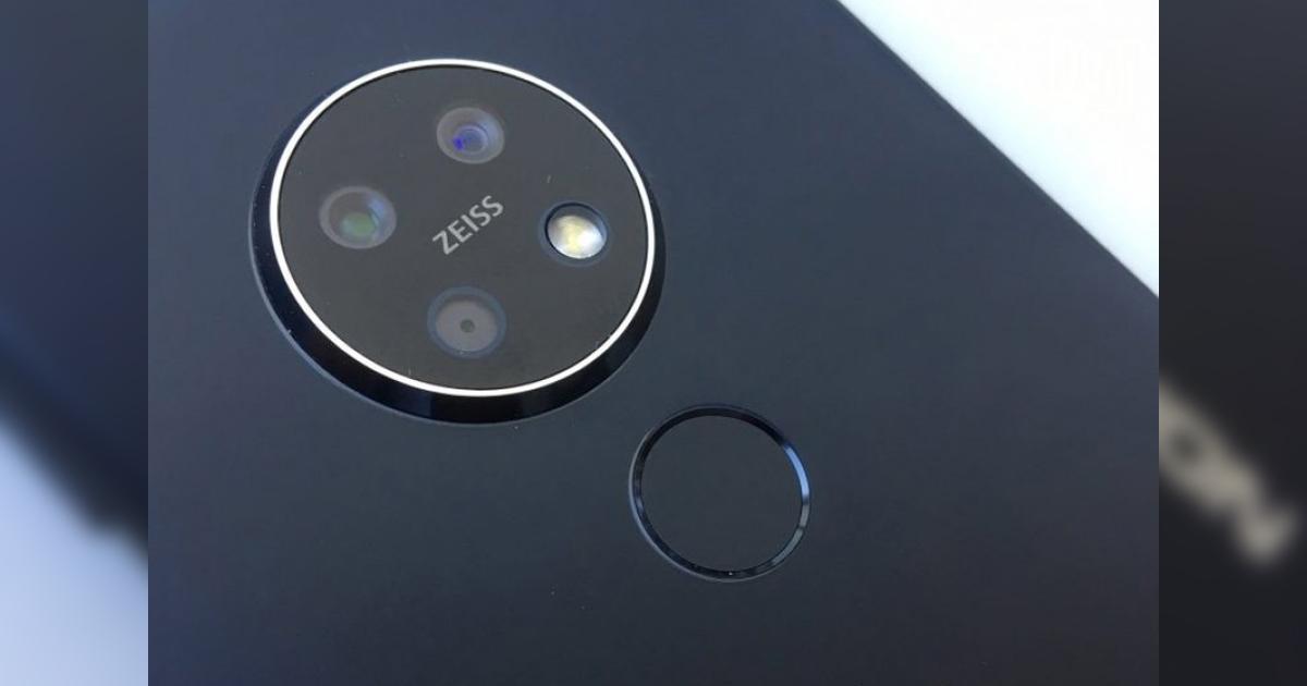 Nokia 7.2 leak