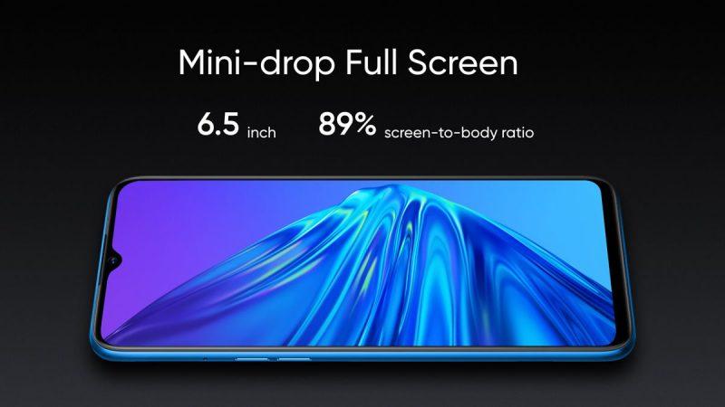 Realme 5 - Display