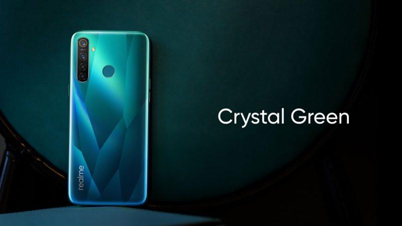 Realme 5 Pro - Crystal Green