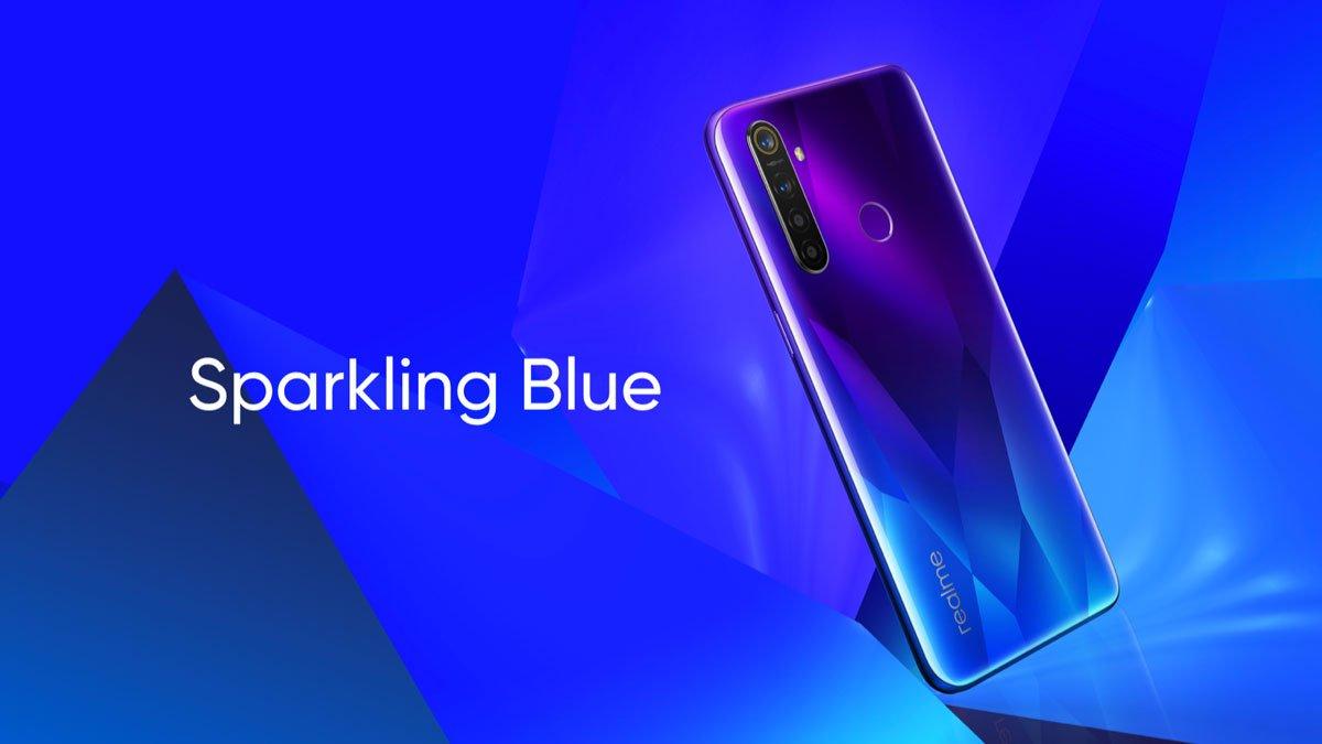 Realme 5 Pro – Sparkling Blue