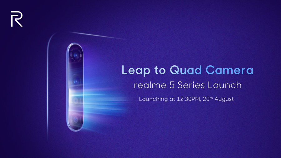 Realme 5 Series is coming