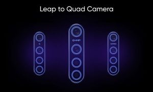 Realme Quad Camera is Coming