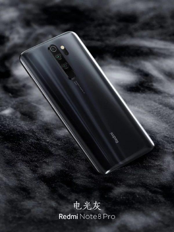 Redmi Note 8 Pro - Electro-optic Ash