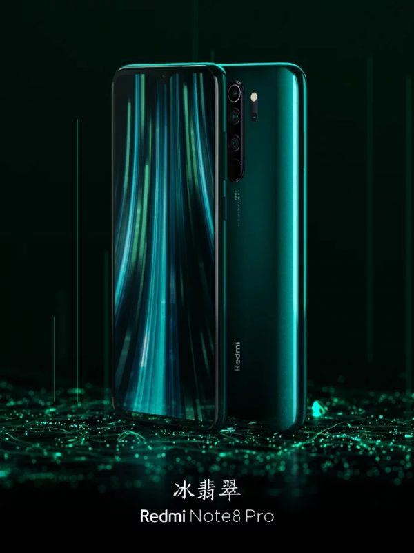 Redmi Note 8 Pro - Ice Jade