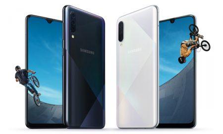 Samsung Galaxy A30s and Galaxy A50s