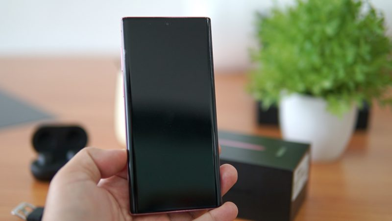 รีวิว Samsung Galaxy Note10