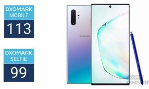 Samsung Galaxy Note10+ DxOMark