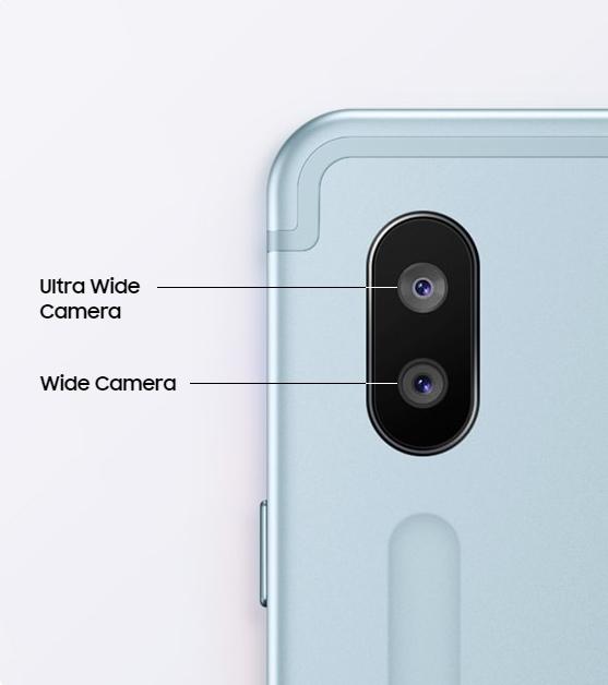 Samsung Galaxy Tab S6 - Camera