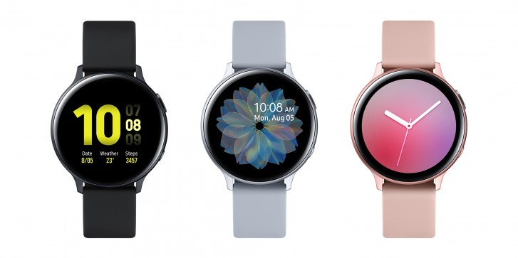 Samsung Galaxy Watch Active 2 – 40mm aluminum