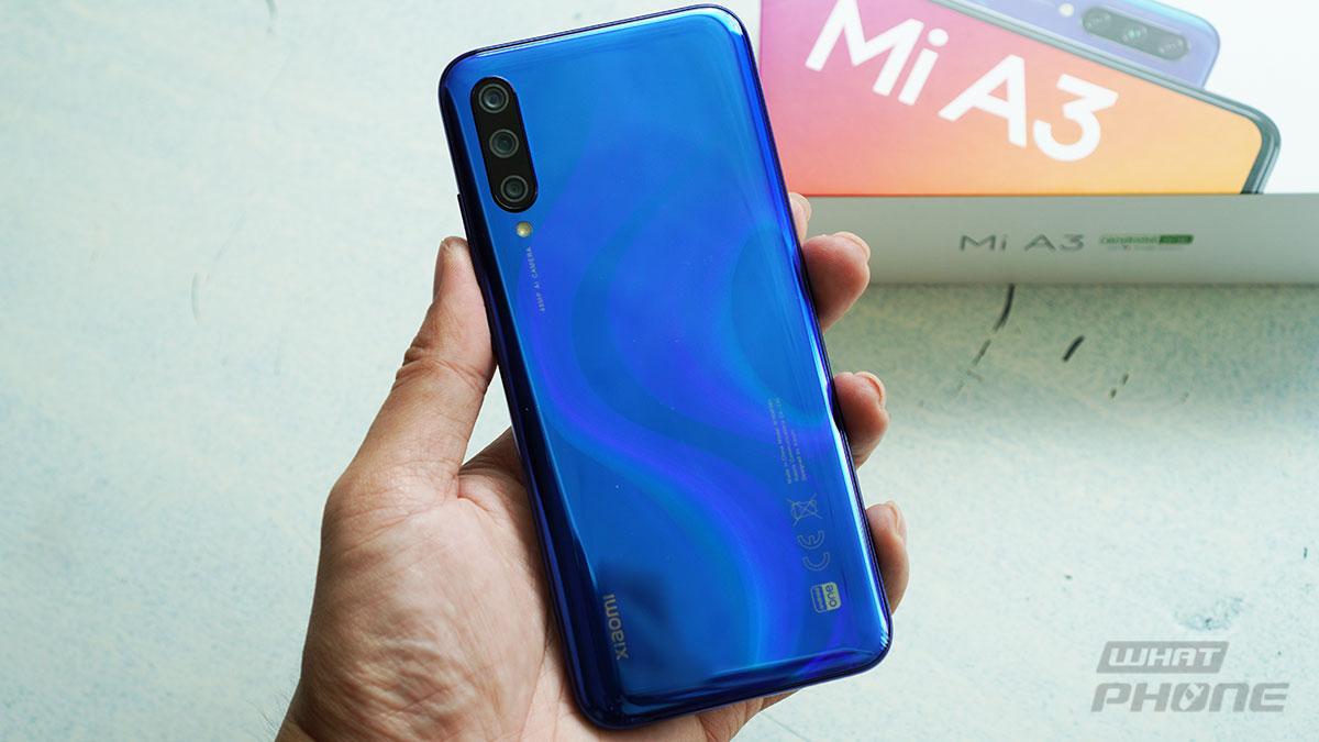 แกะกล่อง พรีวิว Xiaomi Mi A3 สมาร์ทโฟน Android One ราคา 6,999 บาท