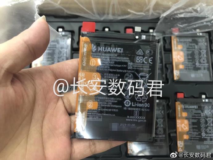 huawei mate 30 pro battery 3