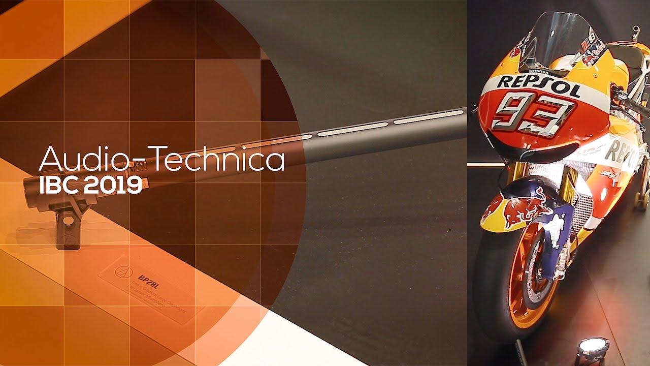 Audio-Technica motogp