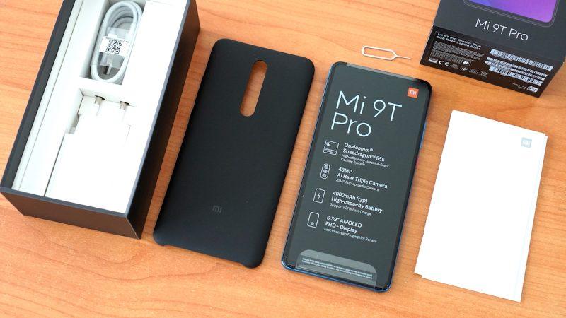 รีวิว Xiaomi Mi 9T Pro