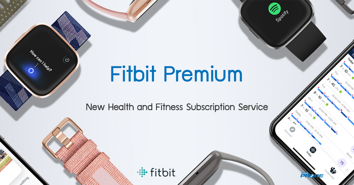 Fitbit Launches Fitbit Premium New Health and Fitness Subscription Service