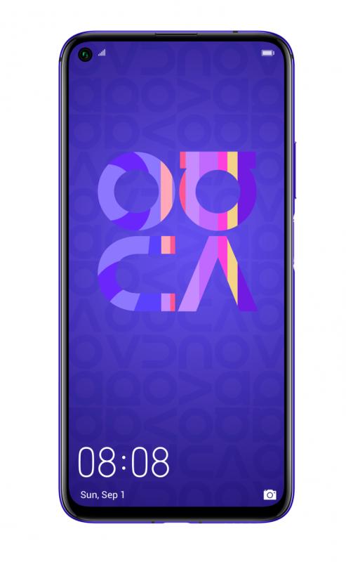 Huawei Nova 5T body