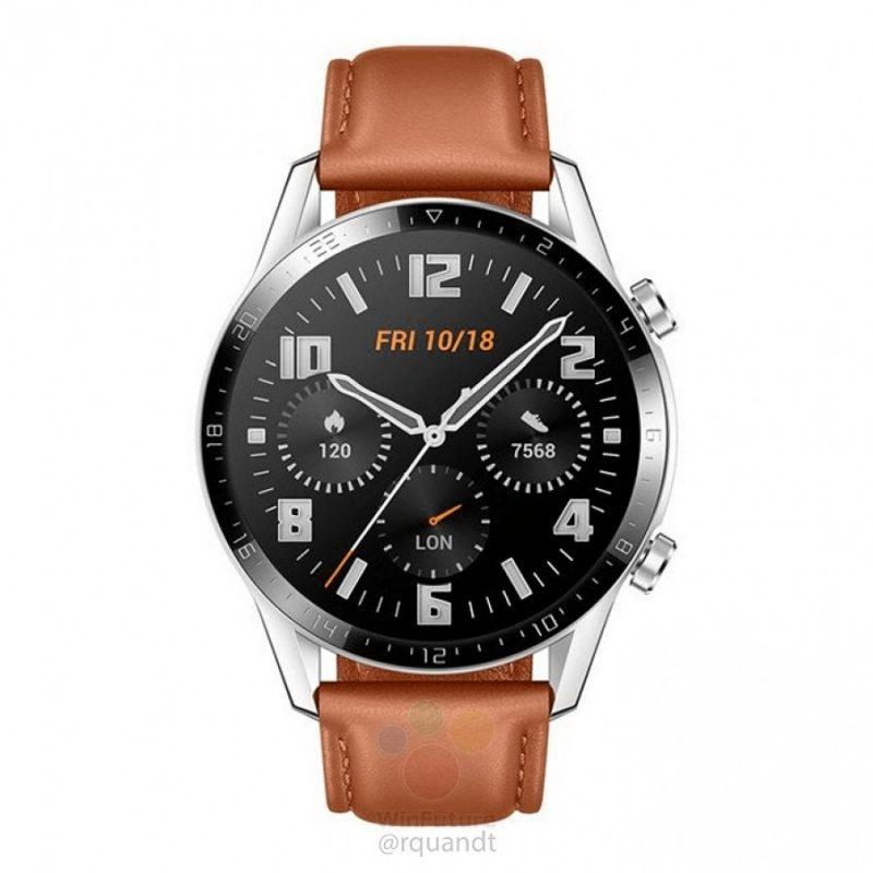 Huawei Watch GT 2 - Classic Edition