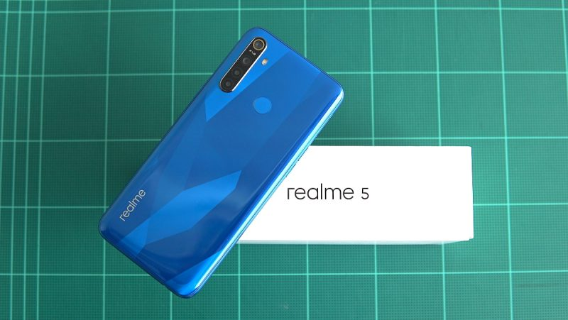 รีวิว Realme 5