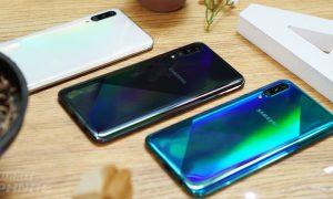 Samsung Galaxy A50s ราคา 10,990 บาท
