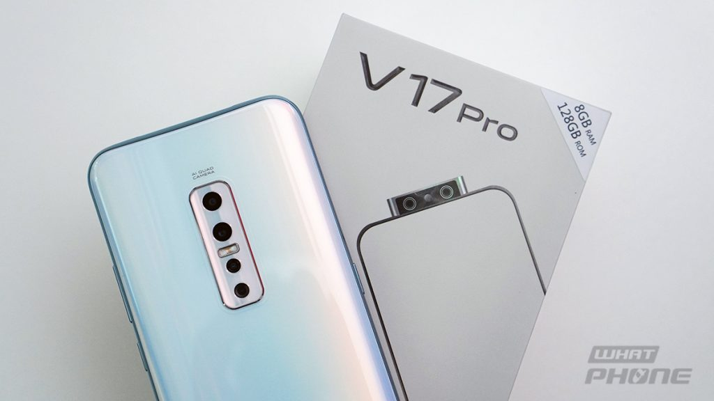 แกะกล่อง พรีวิว Vivo V17 Pro กล้องหน้าคู่ป๊อบอัพรุ่นแรกของโลก ราคา 12,999 บาท