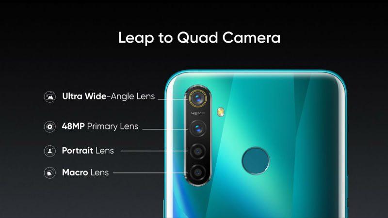 Realme 5 Pro กล้อง