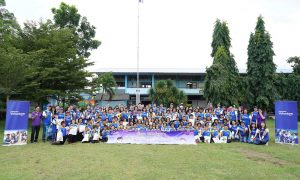 Samsung Volunteer Love and Care Chanthaburi