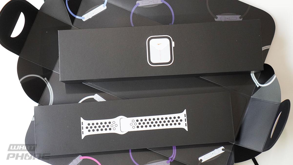 แกะกล่อง พรีวิว Apple Watch Series 5 Nike เครื่องศูนย์ไทย วางจำหน่าย 25 ตุลาคมนี้