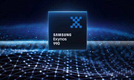 Exynos 990 ชิปเซ็ต CPU