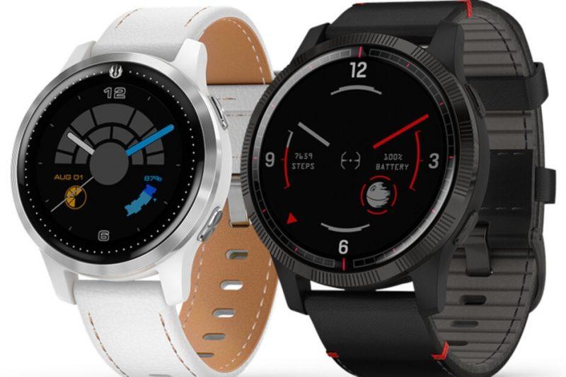 Image result for Garmin เปิดตัวนาฬิกาอัจฉริยะคอลเลคชัน Star Wars