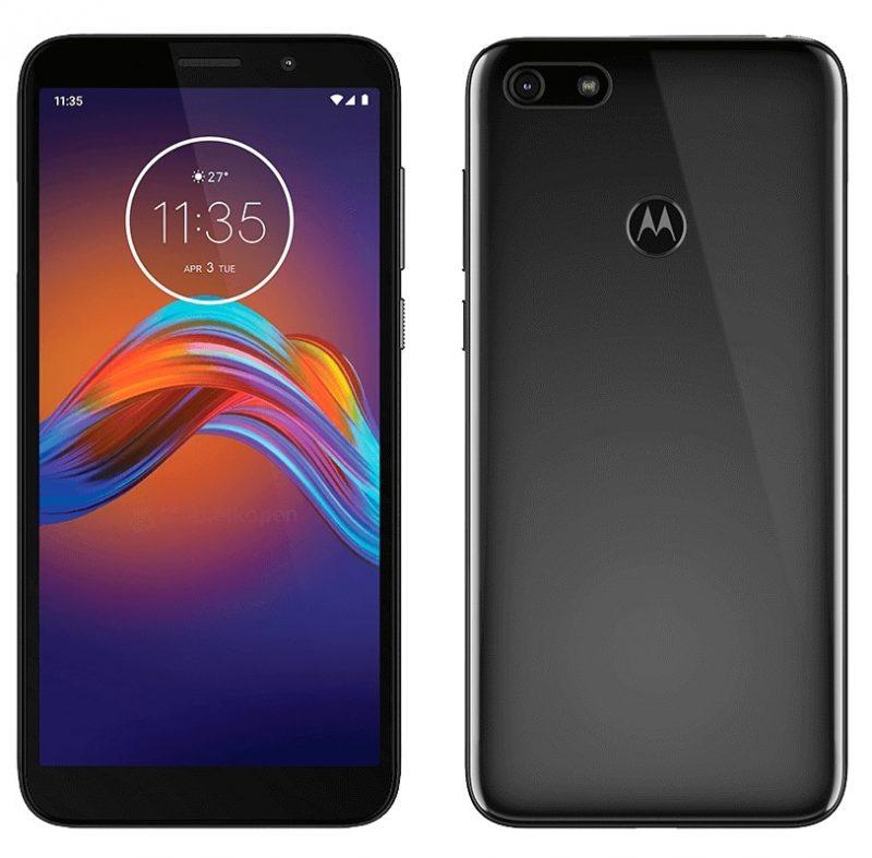 Motorola Moto E6 Play Black