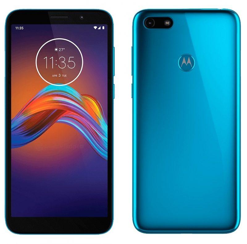Motorola Moto E6 Play Blue