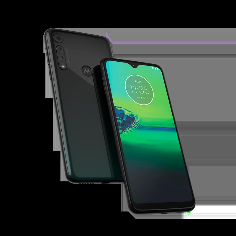 Motorola Moto G8 Play - Black Onyx