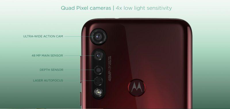 Motorola Moto G8 Plus Camera