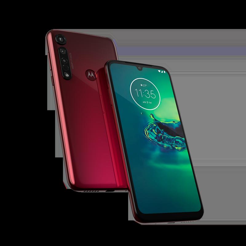Motorola Moto G8 Plus - Crystal Pink