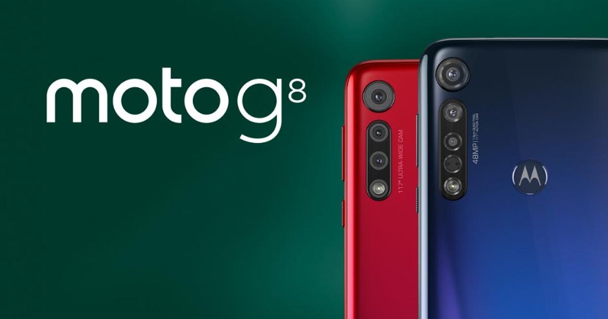 Motorola Moto G8 Series