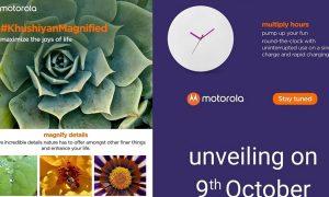 Motorola One Macro teaser
