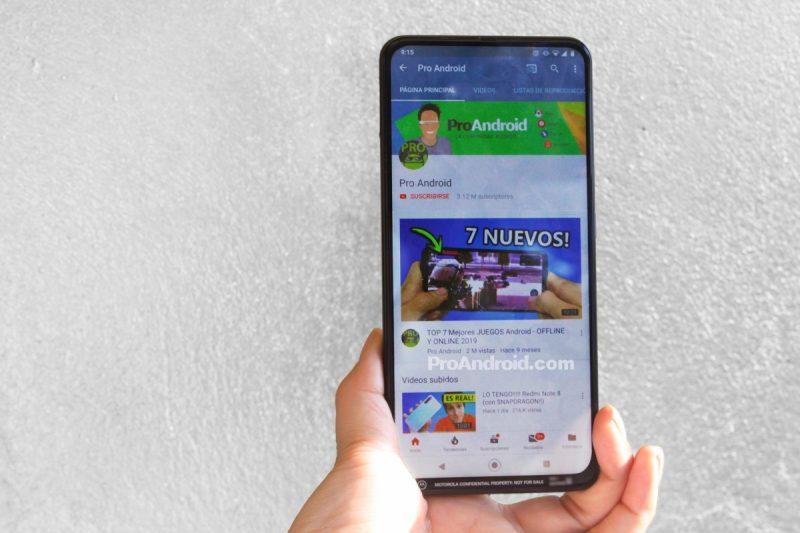 New Motorola One 2019