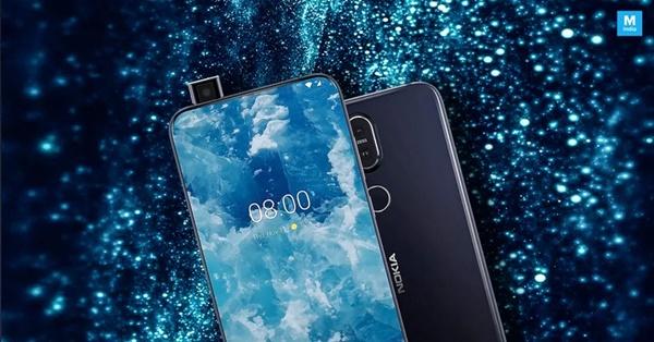 Nokia 8.2 Concept