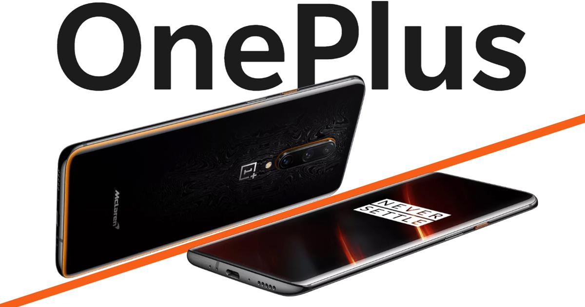 OnePlus 7T Pro - McLaren Edition