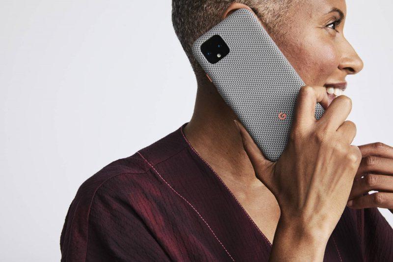 Pixel 4 Mesh Case