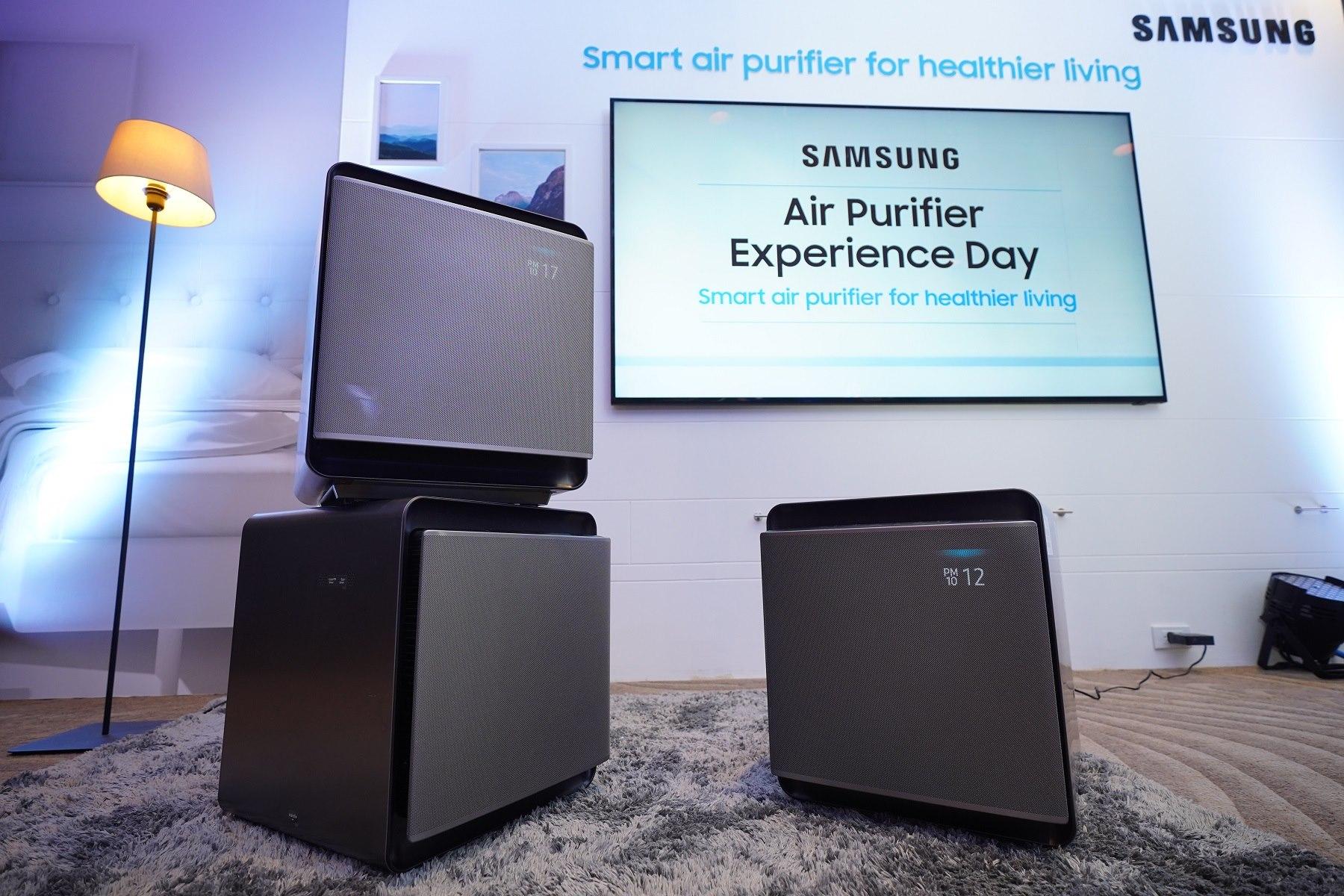Samsung Air Purifier - Cube AX9500