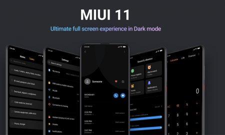 Xiaomi MIUI 11 roadmap update