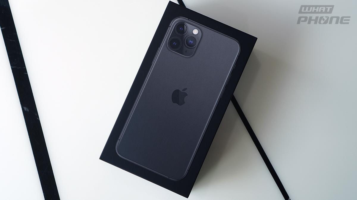 แกะกล่อง พรีวิว iPhone 11 Pro เครื่องศูนย์ไทย