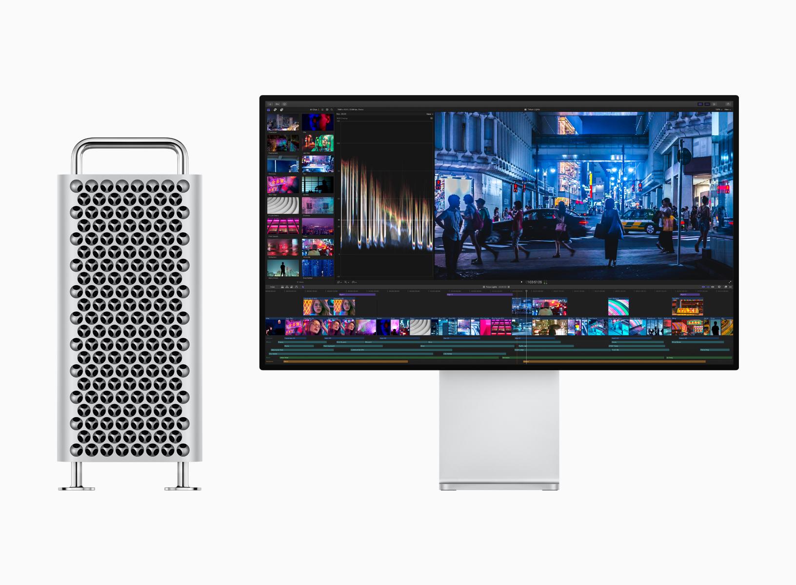 Mac Pro และ Pro Display XDR